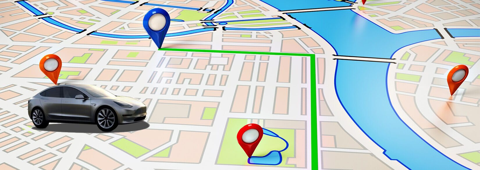 Gps Vehicle Tracking Services Van Tracker Device